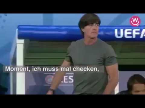 Jogi Loew Song - Der Immer Lacht