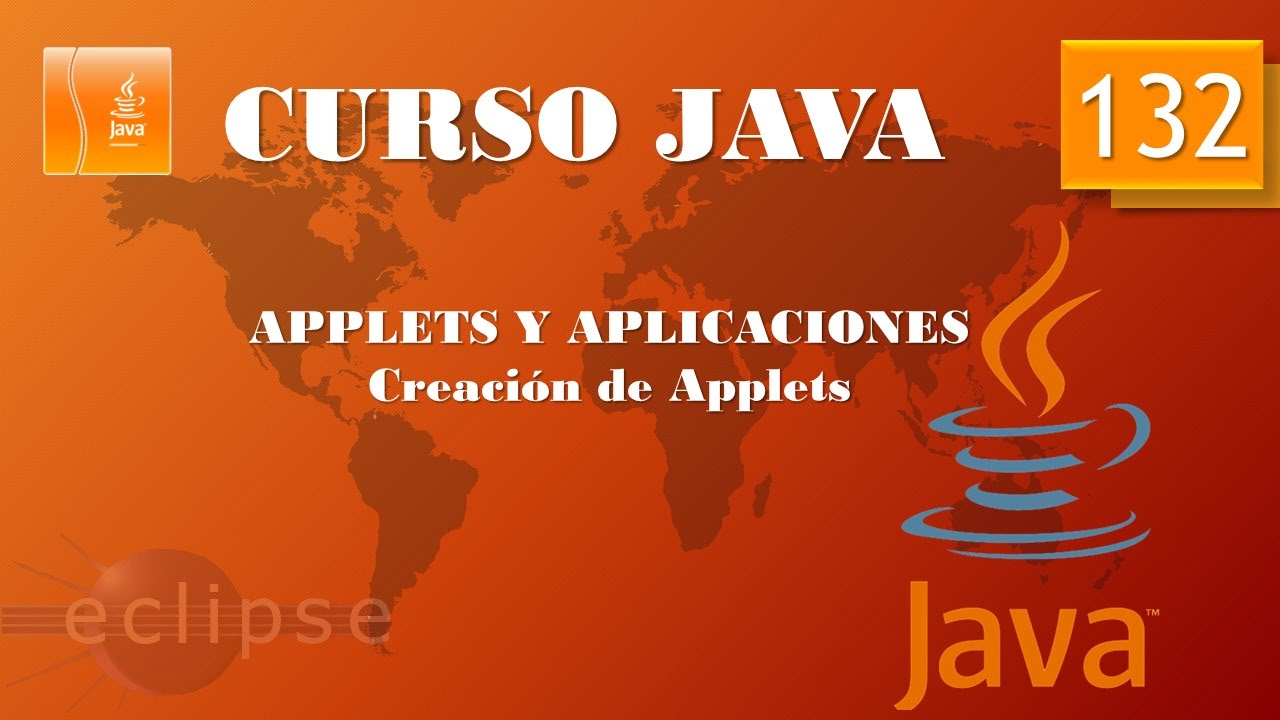 Download Curso Java. Despliegue Aplicaciones. Applets I. Vídeo 132