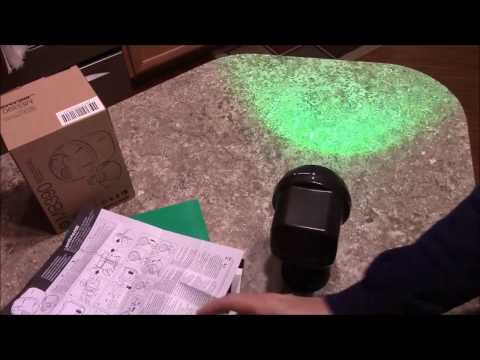 Inexpensive Motion Activated Hog Hunting Light