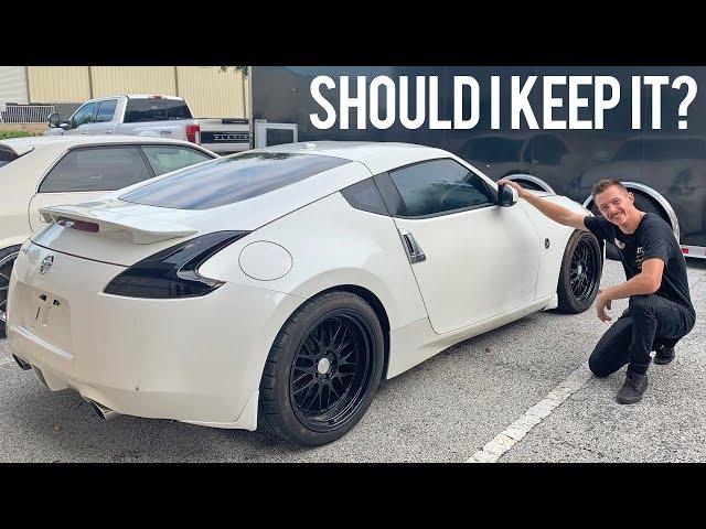So I got another drift car...