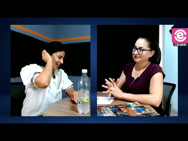 Perfiles con Pam Esparza - Ep. 6: La modernidad del pasado, con Diana Blanco