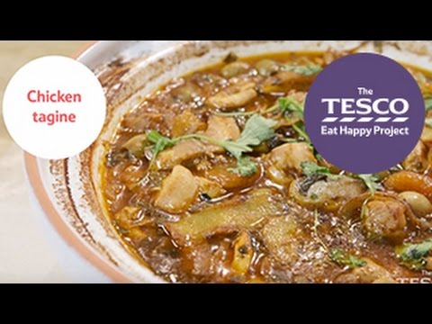 Introduce children to the exotic tastes of Morocco with this chicken tagine - Eat Happy Project