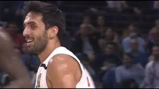 Facu Campazzo Highlights Real Madrid vs Panathinaikos - Euroleague Playoffs