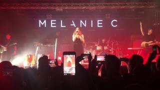 Melanie C - Human (RagNBone Man Cover) - Liverpool April 5th 2017 -...