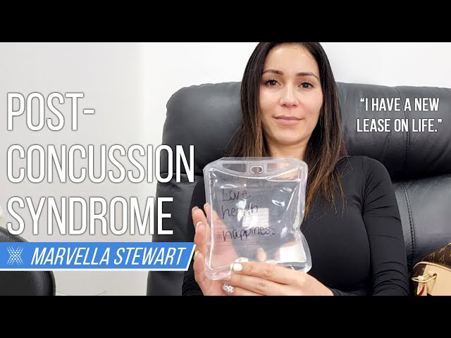Post Concussion Syndrome Patient Shares About Her Success With Stem Cell Therapy At BioXcellerator
