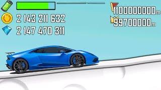 Hill Climb Racing New Supercar Lamborghini. Unlimited Gems