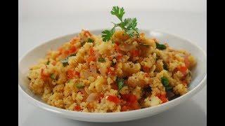 Tomato Idli Upma | Cook Smart Sanjeev Kapoor | Sanjeev Kapoor Khazana