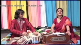 Chandi Jaisa Rang Hai Tera By Rachna M
