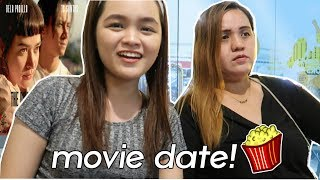 MOVIE DATE with Mommy! (Nanood Kami ng THE DAY AFTER VALENTINES)  | Monica Garcia Vlogs ♡