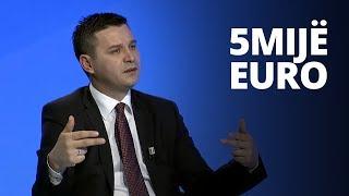 Kryeshefi i Telekomit: Paga ime eshte 5 mije euro ne muaj