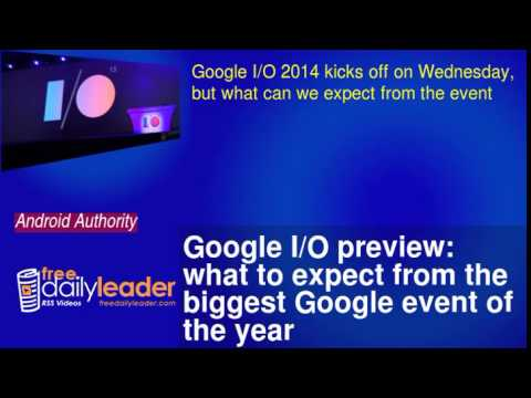 Google I/O preview: what to expect from the biggest Google event of the year
