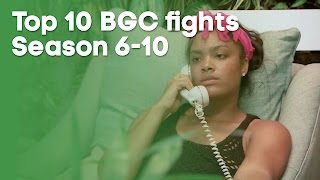 Bad Girls Club: Top 10 Fights Season 6-10