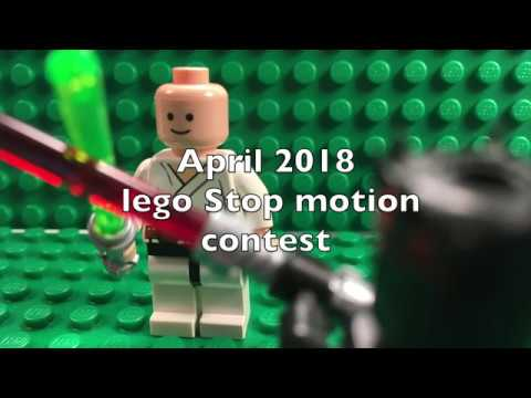 April 2018 Lego Stop Motion Contest(OPEN) - YouTube