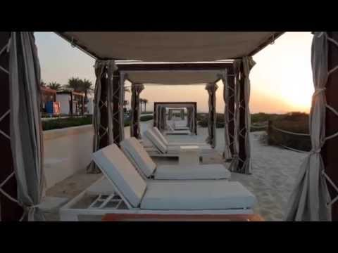 Saadiyat Beach Club at Abu Dhabi