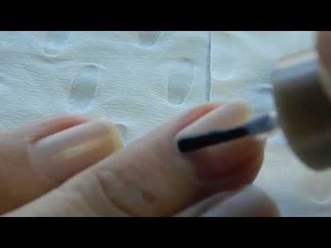 How To Use Cuticle Remover