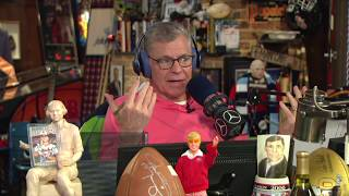 Dan Patrick on the Demise of the AAF: It Was All About the Gambling | 4/3/19