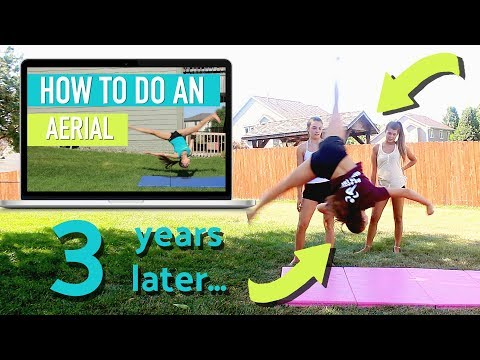 We Tried one of our Own Tutorials... | TheCheernastics2
