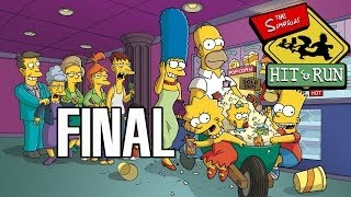 Los Simpson Hit and Run Final Nivel 7 (Misiones Homer Simpson) Gameplay Español PS2/PC HD Let