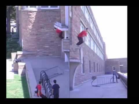 Colorado Parkour National Jam - Day 2 and 3