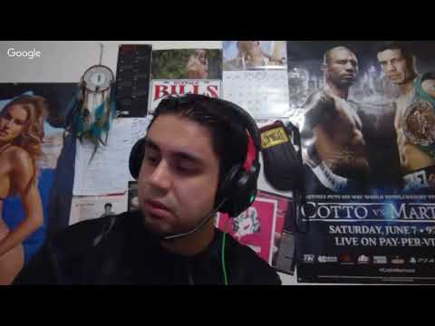 Pacquiao Vs Thurman Aftermath | DSTYLEBOXING LIVE