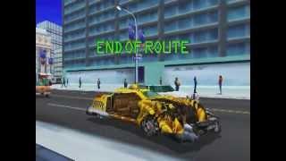 Smashing Drive (Arcade,  Gaelco) Demul WIP