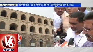 Telangana Cm Kcr Plans To Celebrate Independence Day At Golkonda Fort