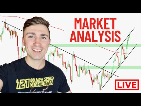 Live Forex Trading: New York Session | CPI Results & GOLD JUMPS!