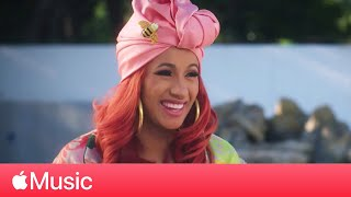 Cardi B Invasion of Privacy [FULL INTERVIEW] Beats 1 Apple Music