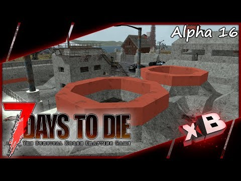 Missile Silo! :: 7 Days to Die | Alpha 16 :: E02
