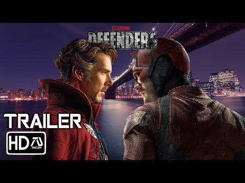 Marvel Studio's The Defenders Trailer - Benedict Cumberbatch Movie [Fan Made]