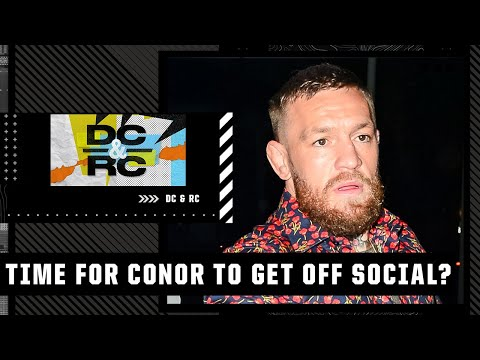 Conor McGregor, get off the internet - Daniel Cormier 👀 | DC & RC