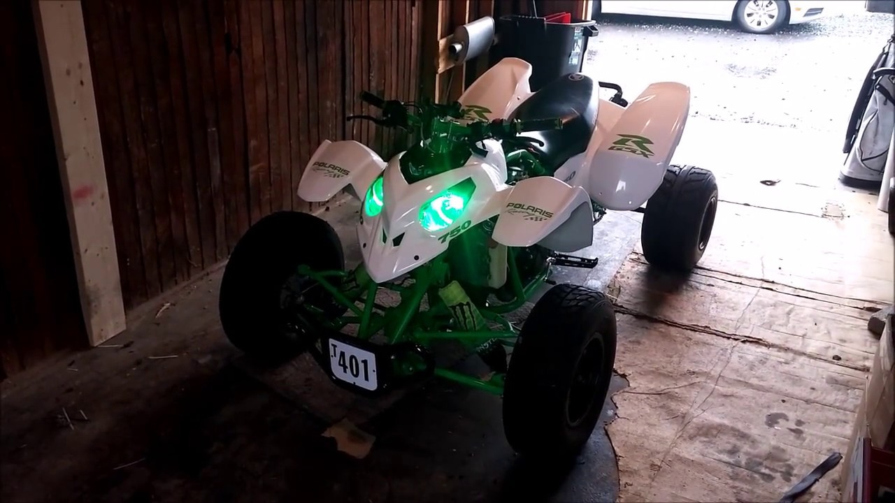Atv Motorcycle Engine Swap, Build Photos And Video
