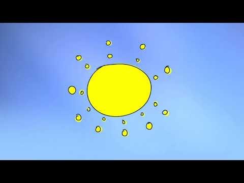 O sol e a visão
