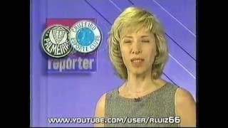SBT Repórter   Cruzeiro campeão Copa do Brasil   1996