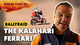 Dakar 2020: Meet The Kalahari Ferrari | Dune Days #3