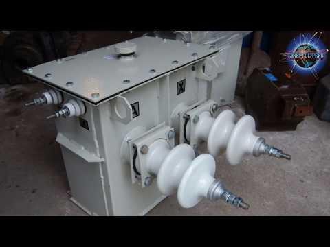 Трансформатор ОМП-1,25/10 (10000/230 В)