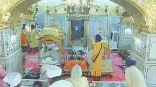 Bhai Davinder Singh Ji Hazoori Ragi Sri Darbar Sahib- Sodar Di Chowki at Sri Hazur Sahib,  Nanded(4-