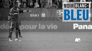 Noir, Blanc et BLEU - Patrice Bernier