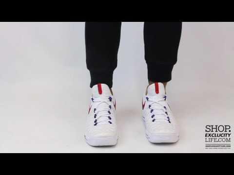 """Nike Zoom KD 9 """"USA"""" On feet Video at Exclucity"""