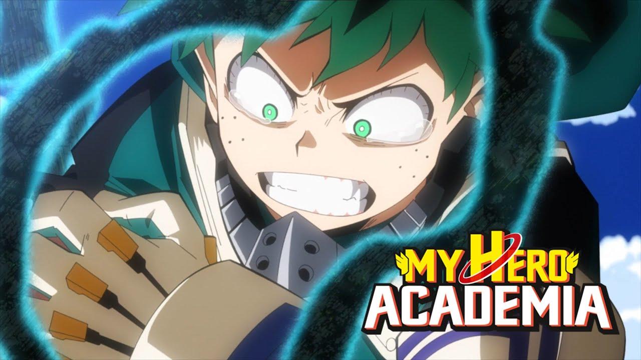 "Download Deku New Quirk ""BlackWhip"" | My Hero Academia Season 5 Episode 10"