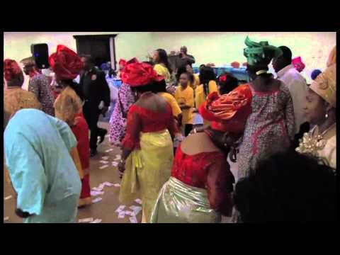 Igbanke National Union , USA Launch inh/Fundraising. Pt. D