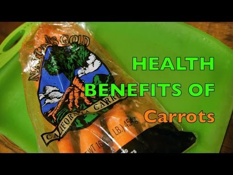 Health Benefits of Carrots For Daily Eating / Drinking Carrot Juice Raw For Skin to Healthy Eyes