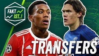Martial zum FC Bayern? Vestergaard zu Everton? Fakt ist..! Transfer Spezial Sommerpause 2018