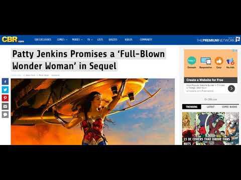 Wonder Woman, Thinking Criminal, Joss Whedon Screenplay Credit on JL