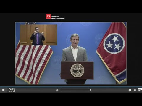 Tennessee Working With U.S. Army Corps Of Engineers To Secure Extra Bed Capacity In Anticipation For