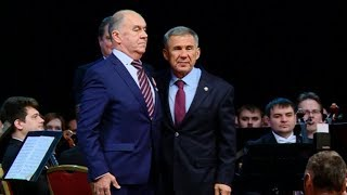 «Правильно попали»  Минниханов наградил главу ТПП Татарстана медалью «За заслуги перед РТ»