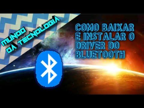 Como Baixar E Instalar O Driver Do Bluetooth Da Intel