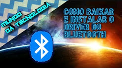Como baixar e instalar o driver do Bluetooth da Intel