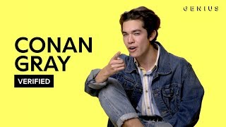 "Gambar cover Conan Gray ""Crush Culture"" Official Lyrics & Meaning 