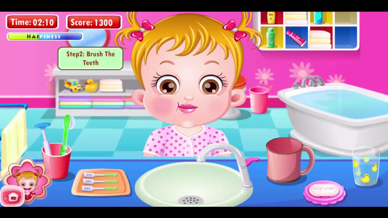 The Boss Baby Official TV - Baby Hazel Brushing Time - Toddler Learning Video, Toddler Movies